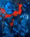 Michael Carini Arts Big Abstract Art
